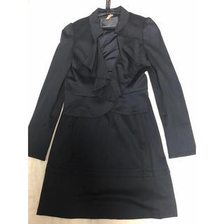 グレースコンチネンタル(GRACE CONTINENTAL)のグレースコンチネンタル スーツ黒B (スーツ)