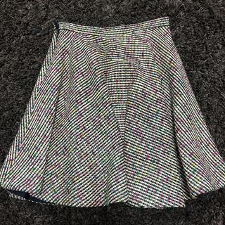 チェスティ(Chesty)のツイードスカート(ひざ丈スカート)