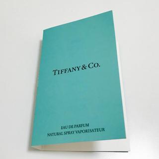 ティファニー(Tiffany & Co.)のTIFFANY&Co. 試供品(その他)