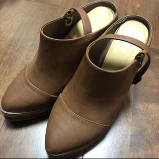 ココディール(COCO DEAL)のココディール サボ ショートブーツ ブーティー(ブーツ)