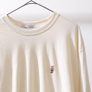 フリークスストア(FREAK'S STORE)のベアロゴロンT(Tシャツ(長袖/七分))