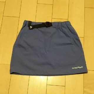 モンベル(mont bell)のmont-bell スカート 140(スカート)