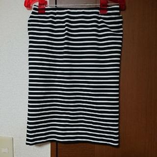 ドゥーズィエムクラス(DEUXIEME CLASSE)のドゥーズィエム DEUXIEME CLASSE スカート M (ひざ丈スカート)