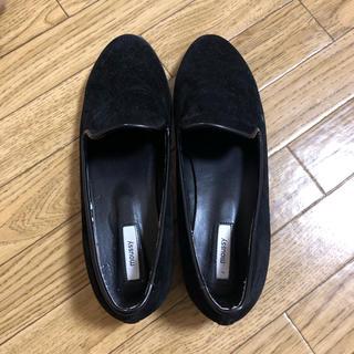 マウジー(moussy)のmoussy スエード ローファー(ローファー/革靴)