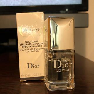 ディオール(Dior)のディオール ジェル エナメル トップコート(ネイルトップコート/ベースコート)