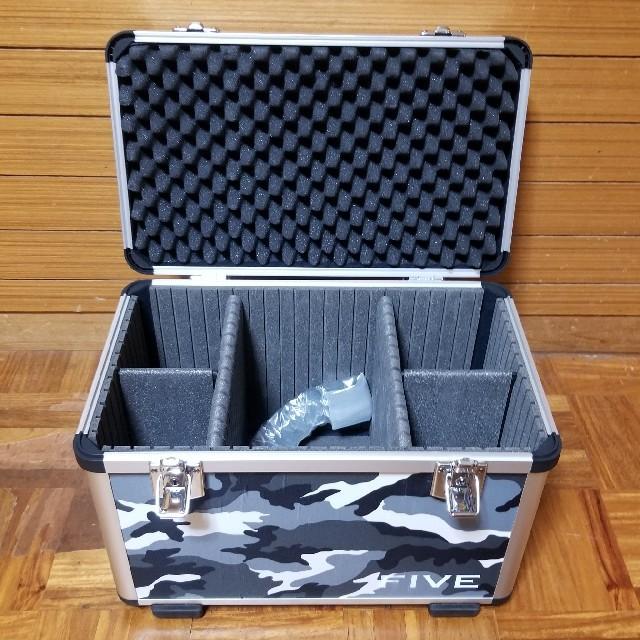 Canon(キヤノン)のFIVE オリジナルアルミトランク / canon カメラボックス スマホ/家電/カメラのカメラ(ケース/バッグ)の商品写真