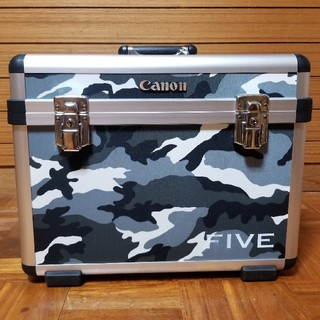 Canon - FIVE オリジナルアルミトランク / canon カメラボックス