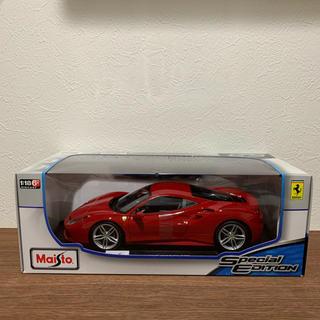 Ferrari - 新品未開封 1/18 Maisto Ferrari 488GTB レッド