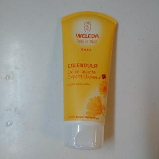 WELEDA - ヴェレダ カレンデュラ ウォッシングクリームシャンプー 送料込 新品