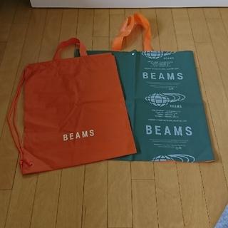 BEAMS - ★格安 BEAMS(ビームス)ビニール袋 2枚セット★