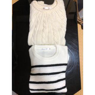 イッカ(ikka)のikka ニットセーター 新品未使用 まとめ売り(ニット/セーター)