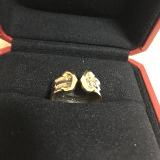 カルティエ(Cartier)のカルティエ 2Cリング (リング(指輪))