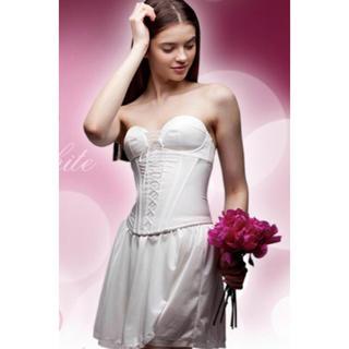 ブライダル インナー セパレート ドレス ウエディング 白 ホワイト 花嫁 結婚(ブライダルインナー)