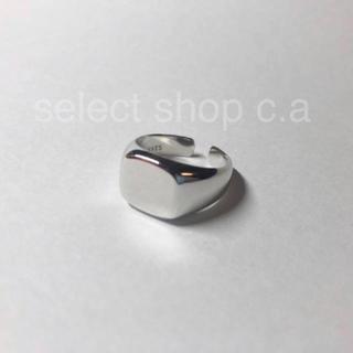 ハイク(HYKE)のシルバー925 スックリング silver925 リング(リング(指輪))