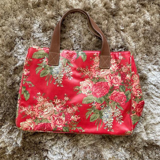 Cath Kidston(キャスキッドソン)の美品 Cath Kidston キャスキッドソン バッグ レディースのバッグ(ボストンバッグ)の商品写真