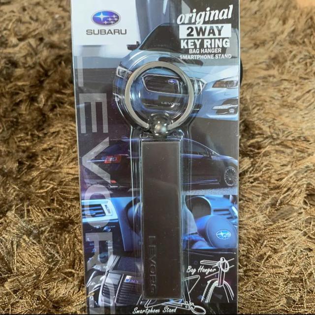 スバル(スバル)のスバル  キーリング 自動車/バイクの自動車(車外アクセサリ)の商品写真