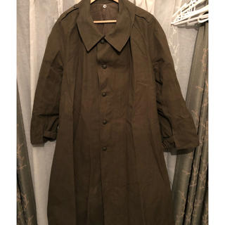 ハイク(HYKE)のFRENCH MILITARY motorcycle coat(モッズコート)