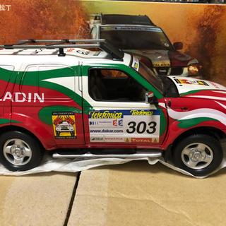 日産 - 日産 パラディン PALADIN 2004年パリダカ 鄭州日産 完成品