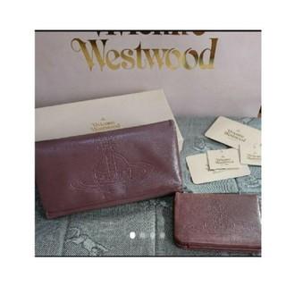 ヴィヴィアンウエストウッド(Vivienne Westwood)のヴィヴィアンウエストウッド長財布&パスケース(財布)