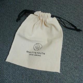 ビューティアンドユースユナイテッドアローズ(BEAUTY&YOUTH UNITED ARROWS)のユナイテッドアローズ アクセサリー袋(ショップ袋)