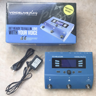 TC HELICON VOICELIVE Play ボーカルエフェクター(エフェクター)