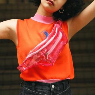 ジュエティ(jouetie)のT&Cノースリニット(カットソー(半袖/袖なし))