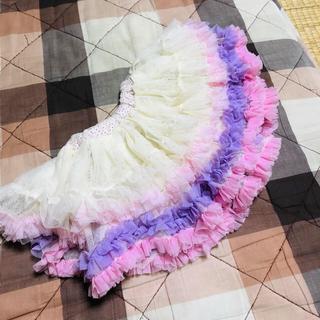 フェフェ(fafa)のパンパンチュチュ  チュールスカートs(スカート)