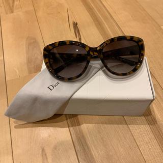 ディオール(Dior)のディオール レディキャット サングラス Dior Ladycat 2 O5UHA(サングラス/メガネ)