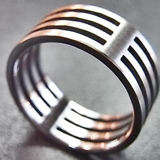 ステンレスリング R1(リング(指輪))