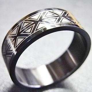 【1個のみ】ステンレスリング R11(リング(指輪))