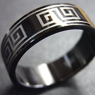 【1個のみ】ステンレスリング R12(リング(指輪))