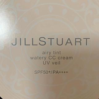 ジルスチュアート(JILLSTUART)のJILLSTUART CCクリーム(ファンデーション)