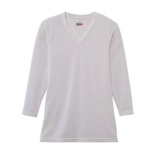 ミズノ(MIZUNO)のメンズ長袖トップス(Tシャツ/カットソー(七分/長袖))