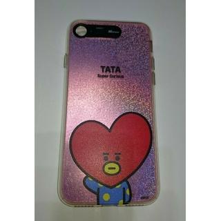ボウダンショウネンダン(防弾少年団(BTS))のBT21 公式 TATA ライトアップケース iPhone 7/8(iPhoneケース)