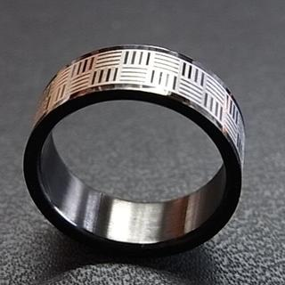 【1個のみ】ステンレスリング 375(リング(指輪))
