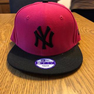 ニューエラー(NEW ERA)のニューエラ キッズキャップ(帽子)