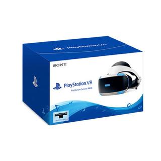 プレイステーションヴィーアール(PlayStation VR)の【早いもの勝ち】プレイステーションVR本体+ソフト(家庭用ゲーム機本体)