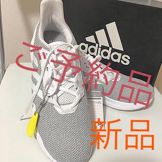 アディダス(adidas)の新品★adidas★スニーカー24.5(スニーカー)