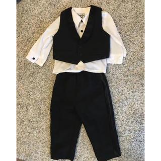 【値下げしました】男の子 スーツ フォーマルセット(ドレス/フォーマル)