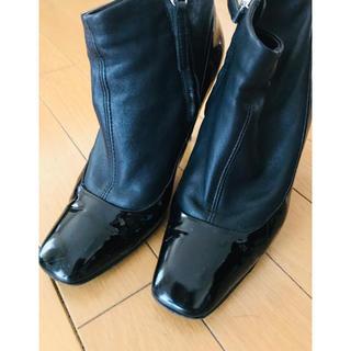 ジュゼッペザノッティ(GIUZEPPE ZANOTTI)のジュゼッペザノッティ ショートブーツ (ブーツ)