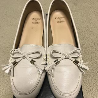 オデットエオディール(Odette e Odile)のローファー 25cm(ローファー/革靴)