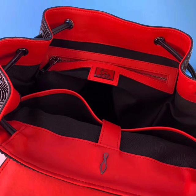 Christian Louboutin(クリスチャンルブタン)の【新季】クリスチャンルブタン リュックサック国内発送 レディースのバッグ(リュック/バックパック)の商品写真