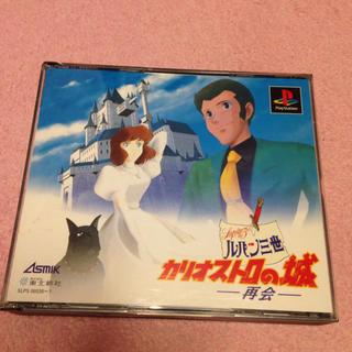 PlayStation - PS ルパン三世カリオストロの城再会