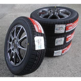 冬アルミセット ウェイク タント スペーシア デイズ 155/65R14(タイヤ・ホイールセット)