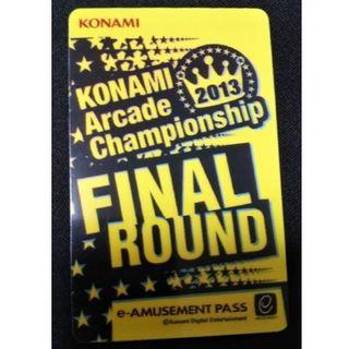 KONAMI - KONAMI アーケードチャンピオンシップeパス