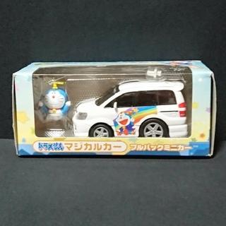 トヨタ - ドラえもん マジカルカー☆NOAHプルバックカー