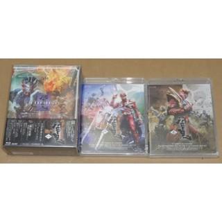 新品 仮面ライダー響鬼 Blu-ray BOX 初回版 収納BOX付 全3巻(TVドラマ)
