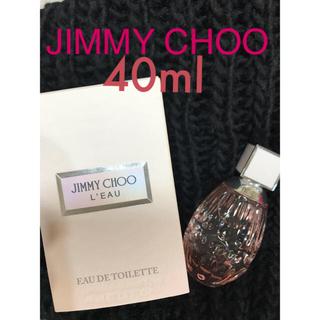 ジミーチュウ(JIMMY CHOO)のJIMMY CHOO 香水 40ml ジミーチュウローオードトワレ(香水(女性用))