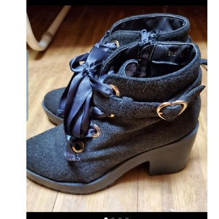 リズリサ(LIZ LISA)のLIZ LISA ショート ブーツ(ブーティ)