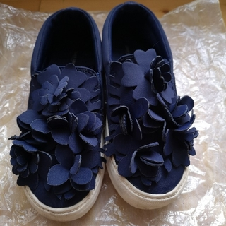 ZARA - ZARA 靴 フラワーシューズ 36